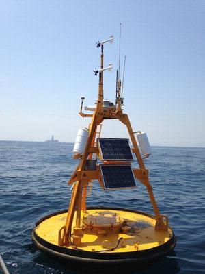 Phao khí tượng thủy văn đường kính 3m